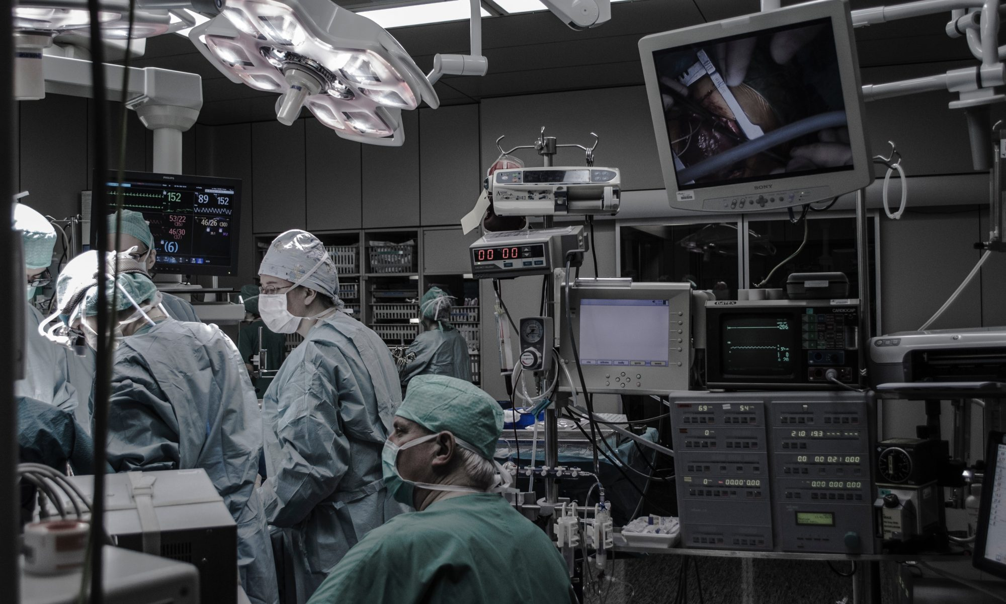 The reality of the operating theatre