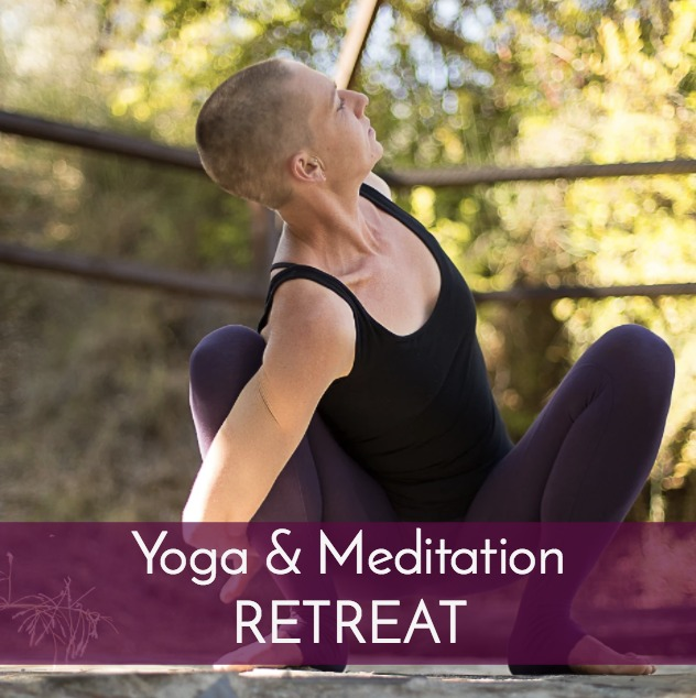 Yoga & Meditation Retreat with myself and Anya.