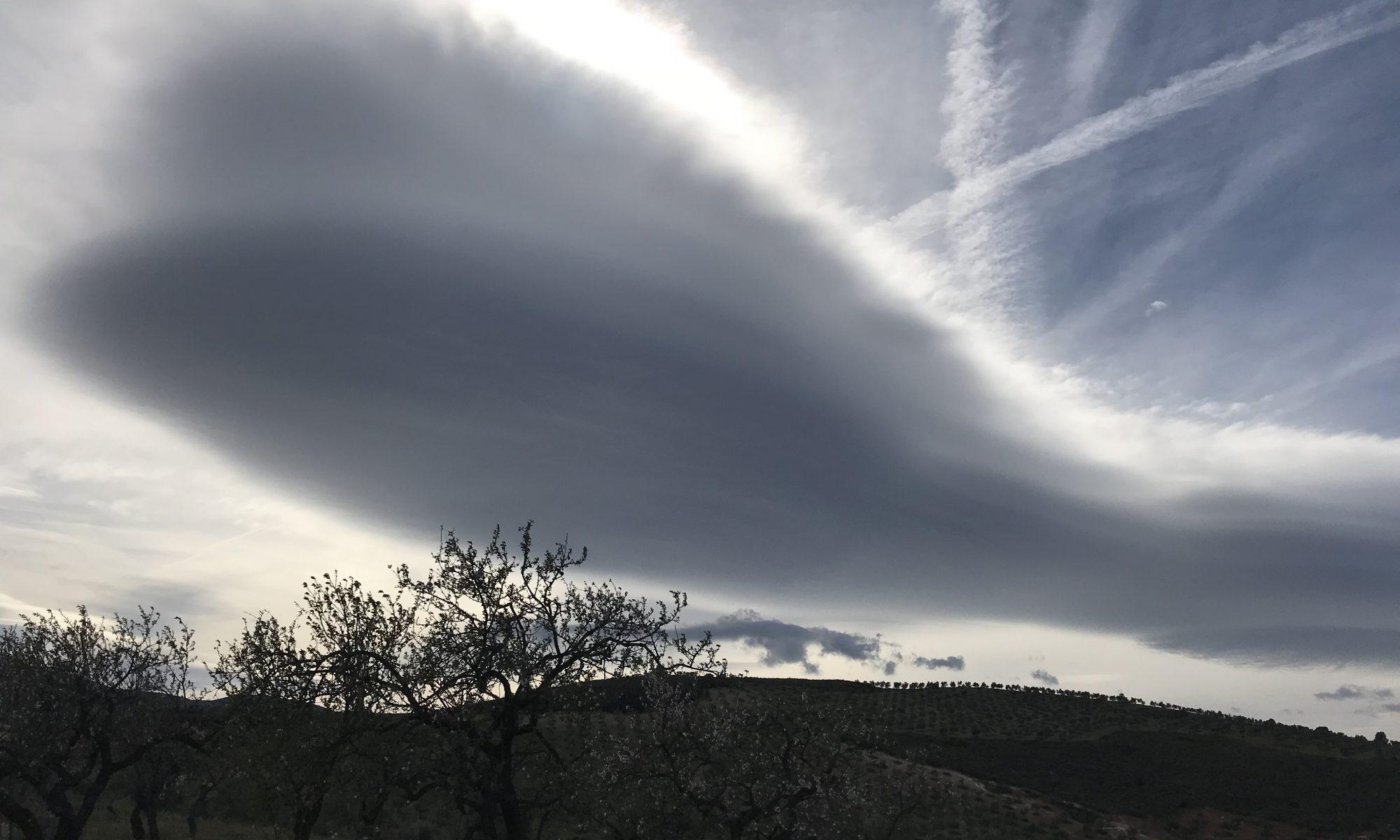 Lenticular Cloud...